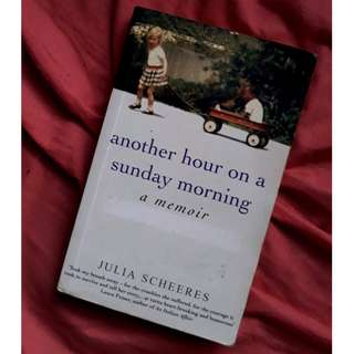 ANOTHER HOUR ON A SUNDAY MORNING (BOOK)