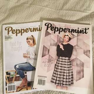 Peppermint Magazines
