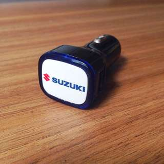 Suzuki Dual Usb Car Charger