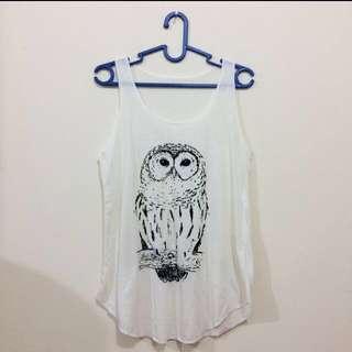 Owl Tank Top