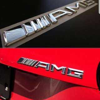 New 3D Car Logo Silver Chrome Trunk Sticker Decal Badge Emblem Autos Vehicles