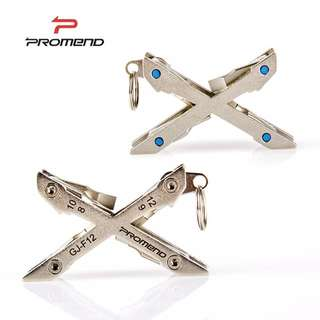 Ultralight 78g⚡️Promend Quick Fix 'X' Multi Mini Tool Bike Repair Took Kit <43>                                           Crank Brothers Multi Mini Tool