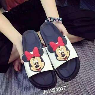 New Minnie Slipper