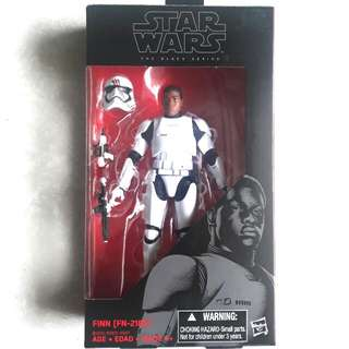 Takara Tomy Star Wars Black Series Finn (FN 2187)