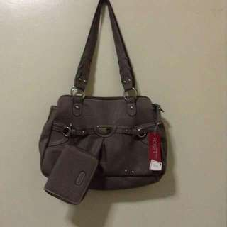 Rosetti Bag With Free Wallet