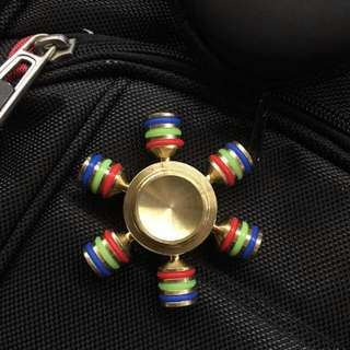 metal fidget spinner