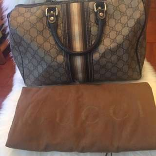 Authentic Gucci Boston 30cm