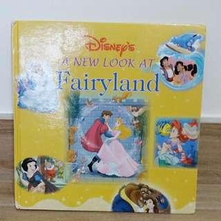 睡前故事~我和你是最好的相遇~ 番外迪士尼公主故事 - 小公主們最佳既睡前故事  *二手