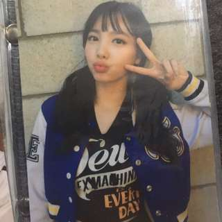 [WTS] NAYEON PAGE TWO PHOTOCARD