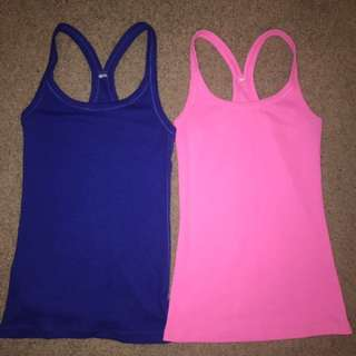 Lorna Jane Tanks NWOT