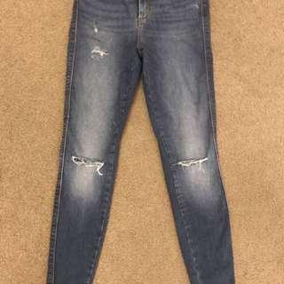 Bardot High-waisted Jeans