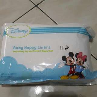 Disney Baby Nappy Liners