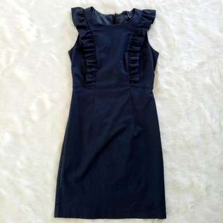 Naf Naf Dark Blue Dress