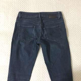 Grab Denim Jeans