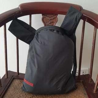 🖍📏Back To School SALE!✏🗒 Prada Authentic Backpack Rucksack Knapsack