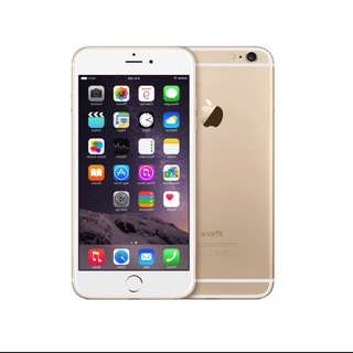 #UOBPayNow Apple 16gb iPhone 6 Gold Mint
