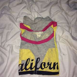 California 24 3/4 Top