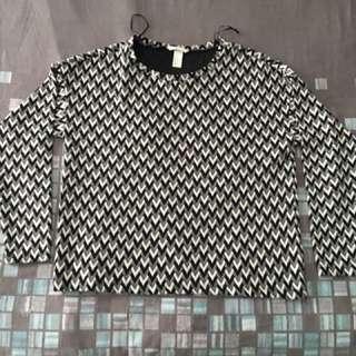 Baju H&M Long Sleeve