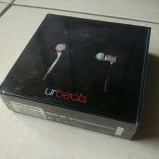 wired Urbeats 2 rose pink $33