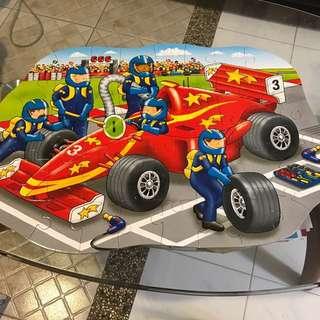 Orchard Toys 45 Pcs Racing Car Jigsaw