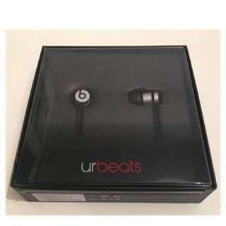 urbeats 2 wired space grey $29