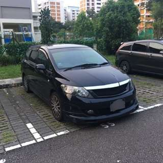 Honda Airwave For Rent!! Car Rental!