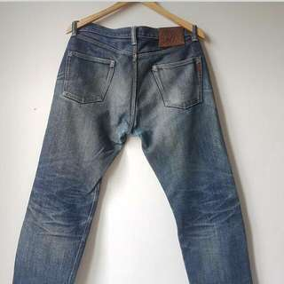Denim Iron Heart 21oz