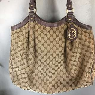 Gucci Duffle Bag Purse