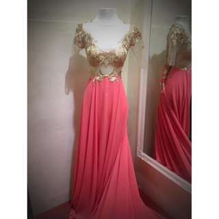 PRENUP GOWN FOR RENT