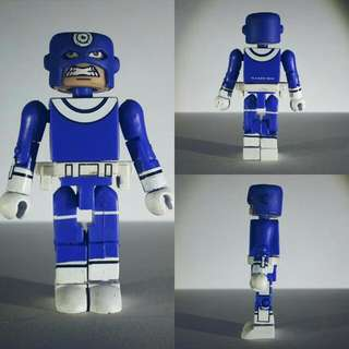 Mini Figure Logo (Blue Soldier)