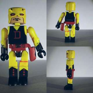 Mini Figure Logo (Yellow Soldier)