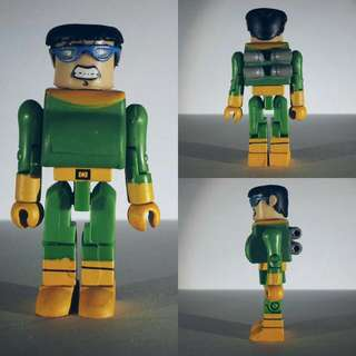 Mini Figure Logo (Green Soldier)