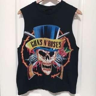 Guns N' Roses Muscle Tee