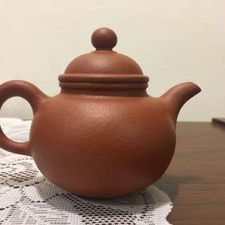 Teapot Red Clay Teo Chew