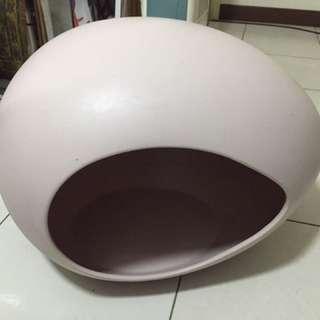 寵物蛋蛋屋 /藕粉紫色
