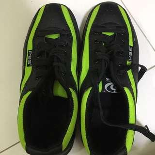 PBS bowling shoe