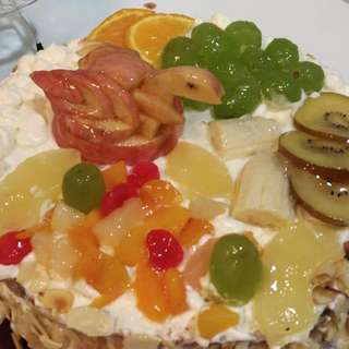 Cake (Halal)