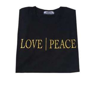 Love| Peace Tshirts For Sale!!