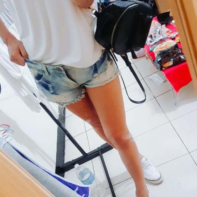 夏日 *熱褲