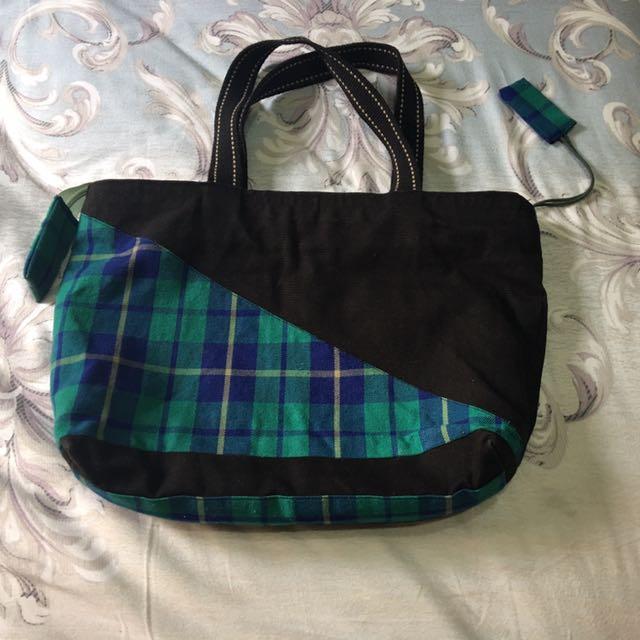 手工包  A4大小手提包