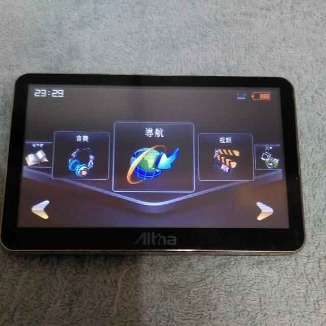 二手衛 導航機ALtha GPS~型號:A1050