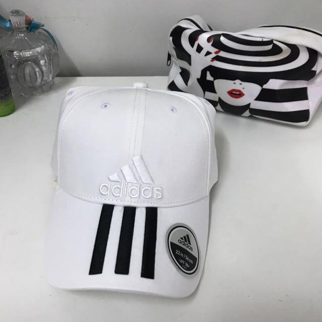 Adidas 6 Panel 3 Stripes Cap