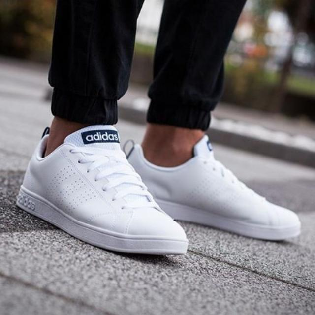Adidas Neo Advantage Clean (US 9.5), Men's Fashion, Footwear on Carousell