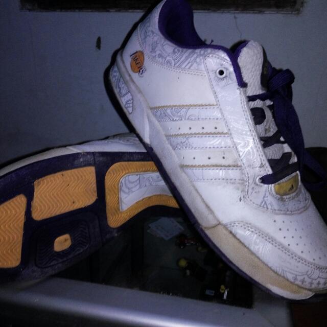 official photos f9464 2984d Adidas Top Ten NBA, Men s Fashion, Men s Footwear on Carousell