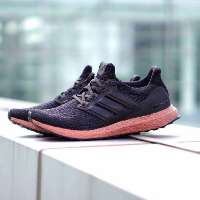 27c82c799 Adidas Ultraboost 3.0 Tech Rust  Bronze Boost
