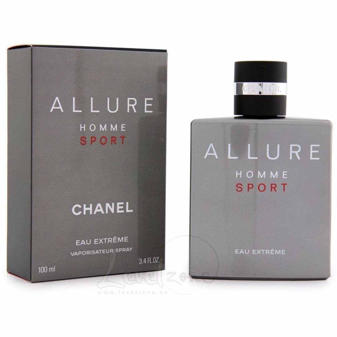Parfum Tommy Hanson 212 EDP 100ml Black Classic. Source · Allure Homme Sport Chanel 100ml