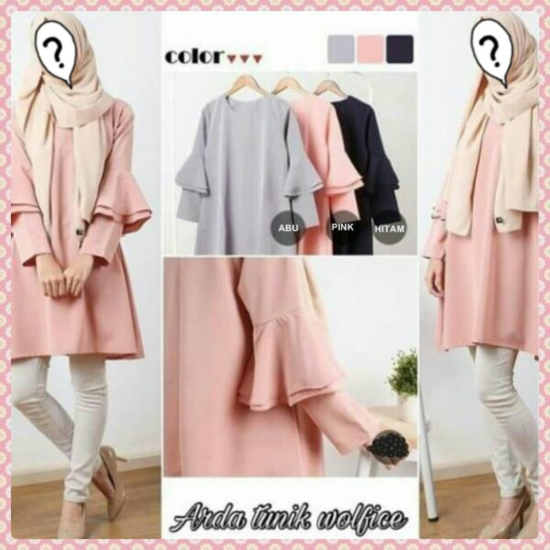 ARDA TUNIK WOOLPEACH