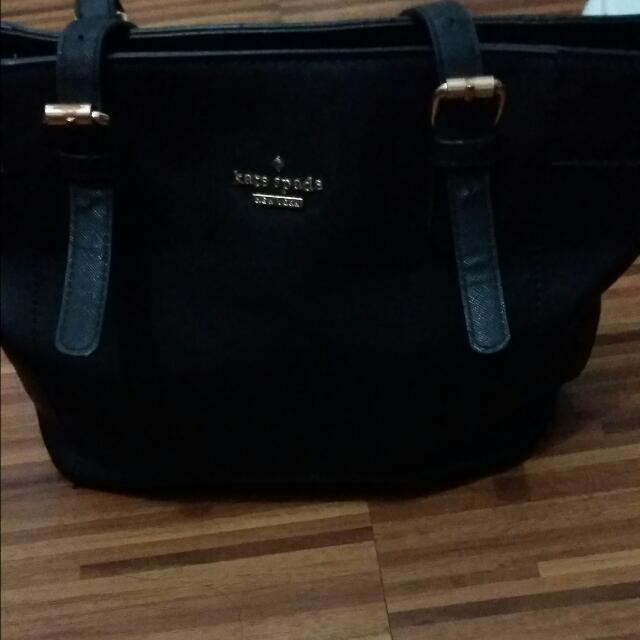 Black Bag Kate Spade
