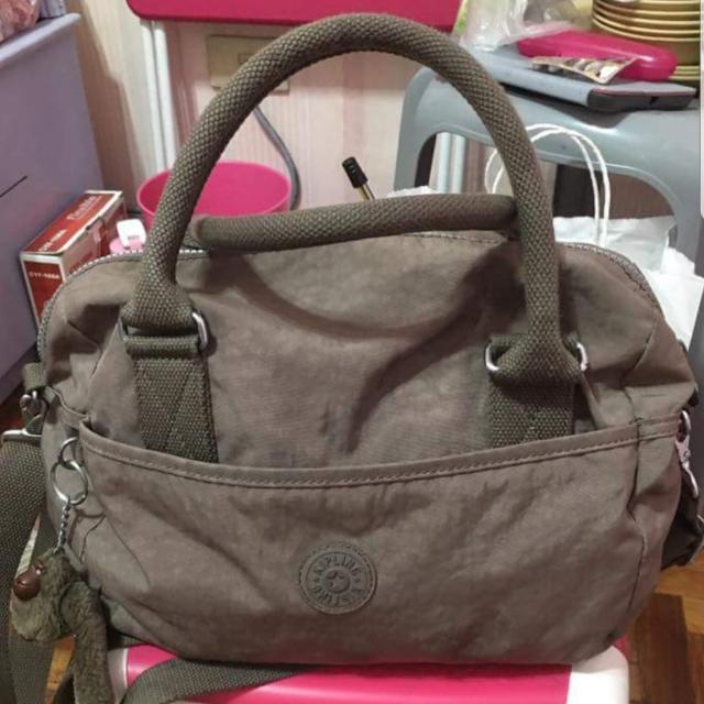 Beonica MONKEY brown KIPLING k 12437- 757