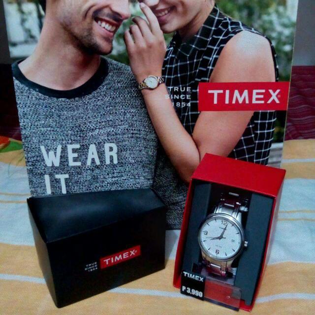 Authentic Timex Watch(3990 original price)